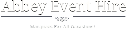 Abbey Event Hire Logo